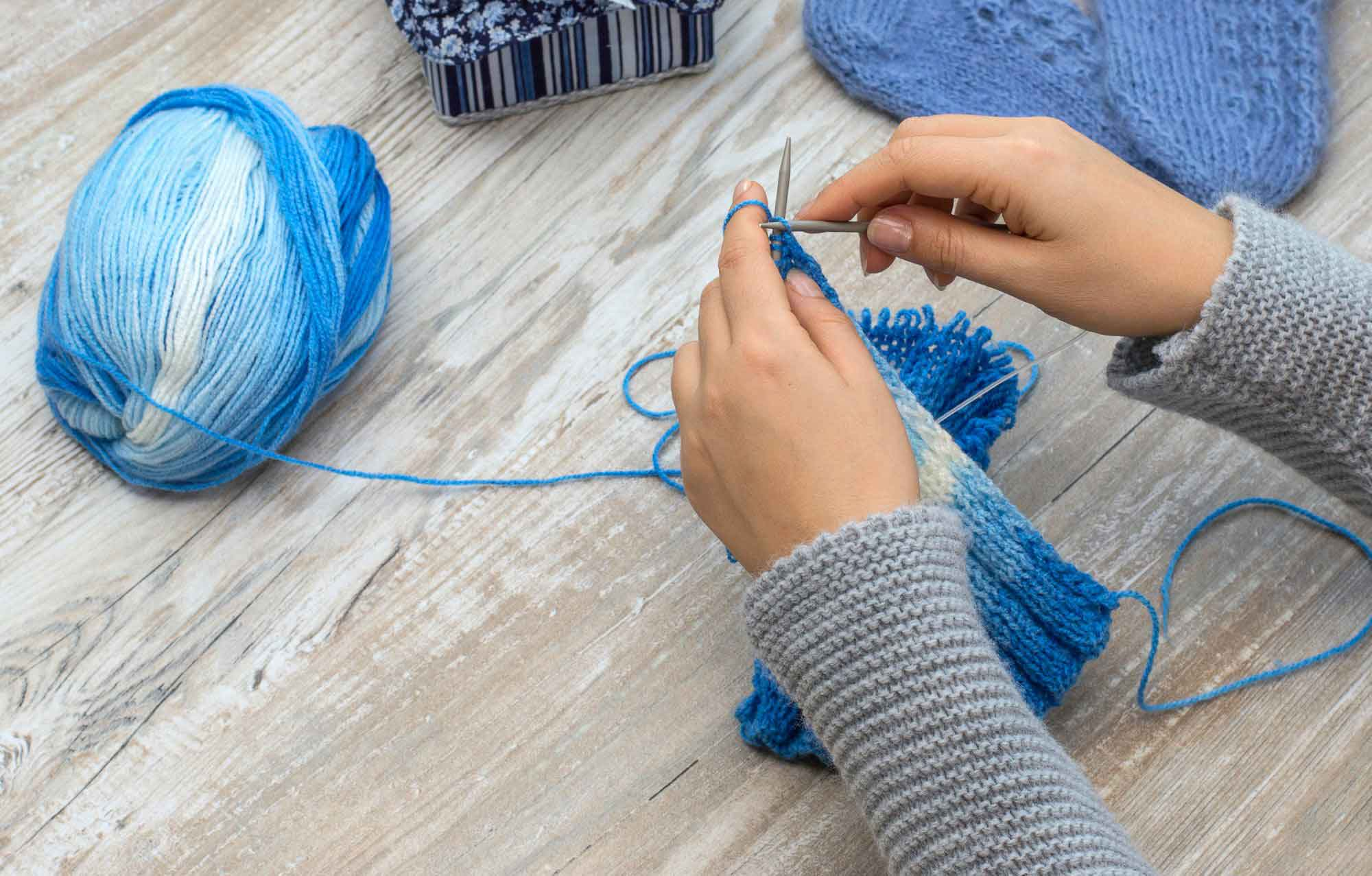 Knot Just Yarn Classes