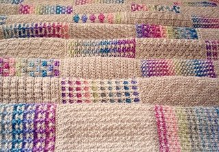 Frankie's Blanket KAL