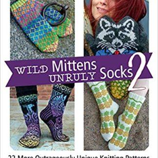 Wild Mittens Unruly Socks 2